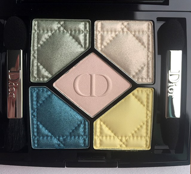Dior Pastel Breeze 5 Couleurs Eyeshadow Palette