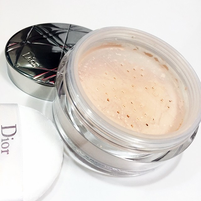 Diorskin Nude Air Loose Powder