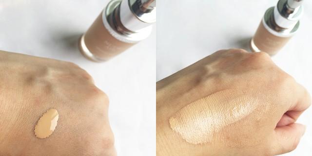 Diorskin Nude Air Serum de Teint swatches