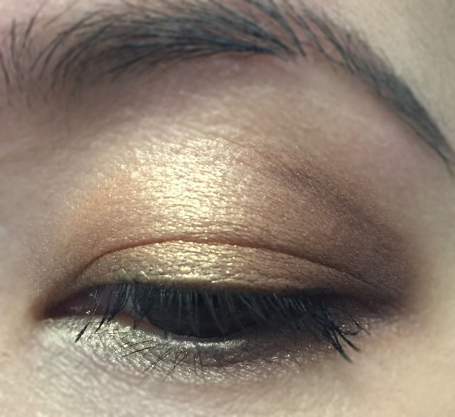 Gucci Crystal Copper Magnetic Color Shadow Quad EOTD