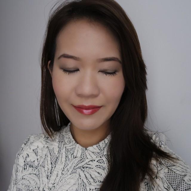 Rouge Bunny Rouge Golden Rhea Olive Violetear Long-lasting Eyeshadow EOTD