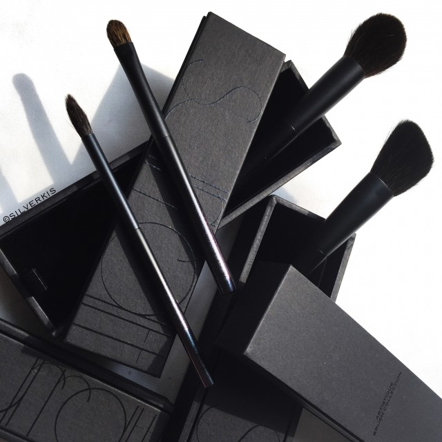 Surratt Artistique Cheek, Classic Eyeshadow & Smoky Eye Brushes