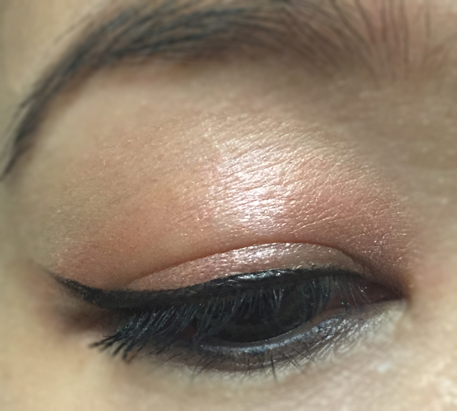 Chanel Stylo Eyeshadow Laurier Rose EOTD