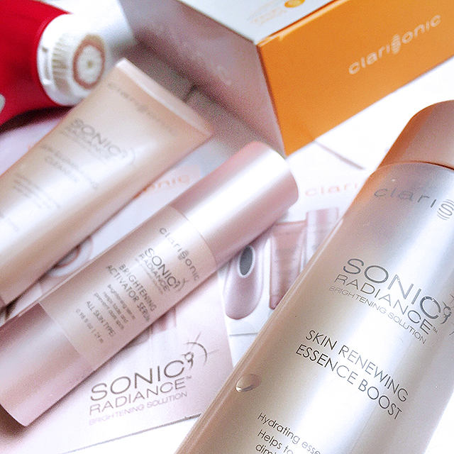 Clarisonic Sonic Radiance Brightening Solution