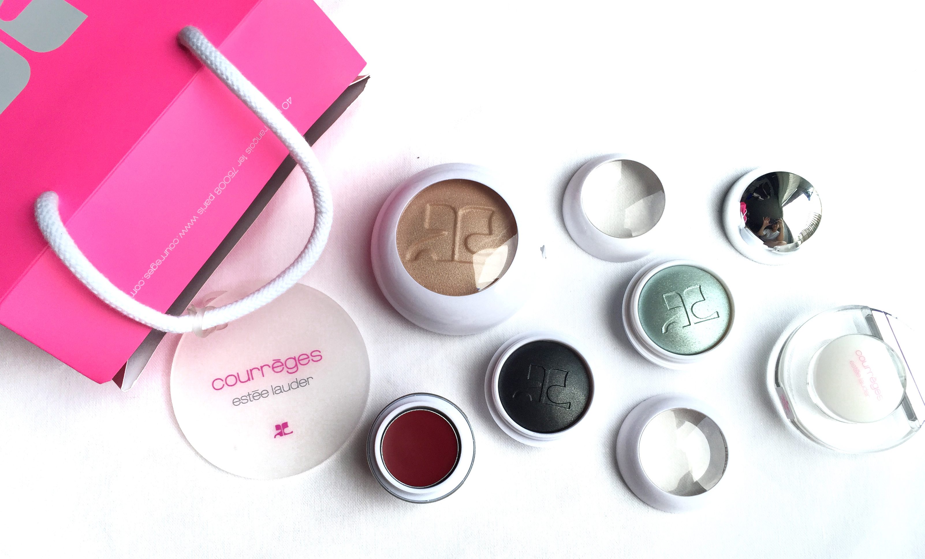 To acquire Lauder estee courreges spring makeup collection picture trends