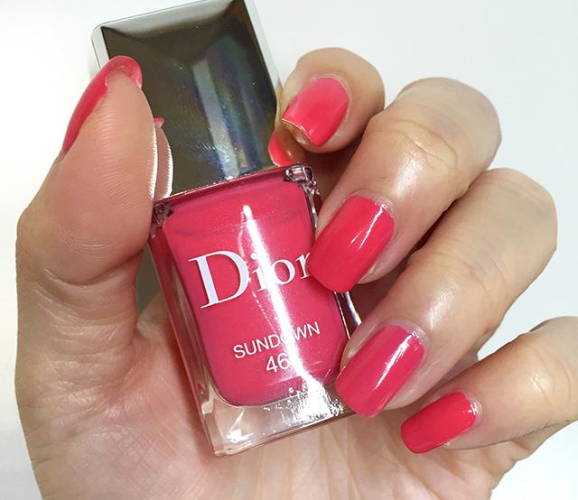 Dior Vernis Sundown swatch