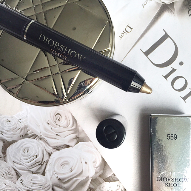 Diorshow Kohl Pearly Platinum