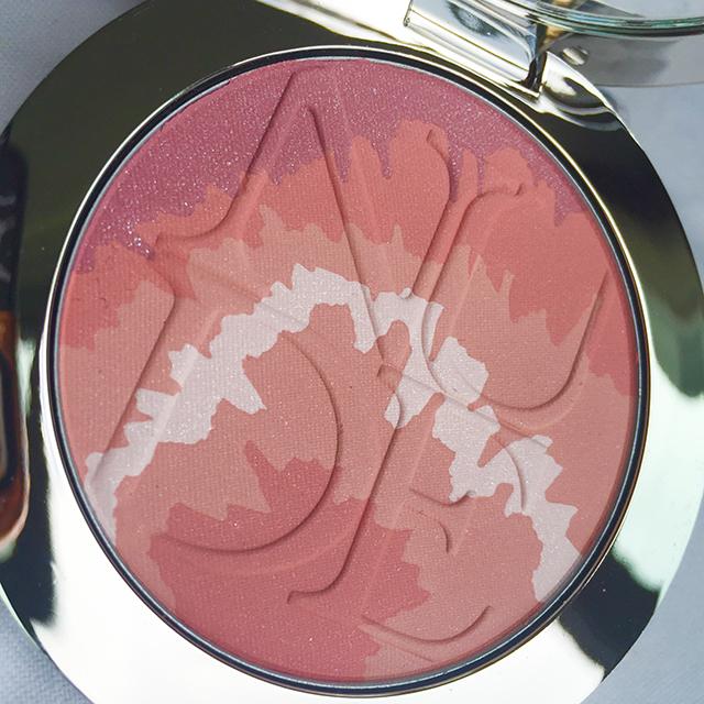 Diorskin Nude Tan Tie Dye Blush Harmony Pink Sunrise
