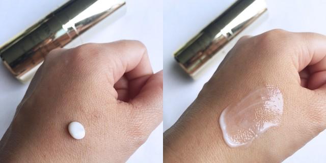 Estetica Optimalift Anti-wrinkle Eye Cream swatches