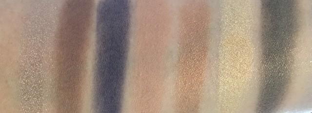 Guerlain Ecrin 1 Couleur swatches 01-07