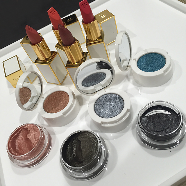 Tom Ford Cream Powder Eye Color and Lip Color Sheers for Summer 2015