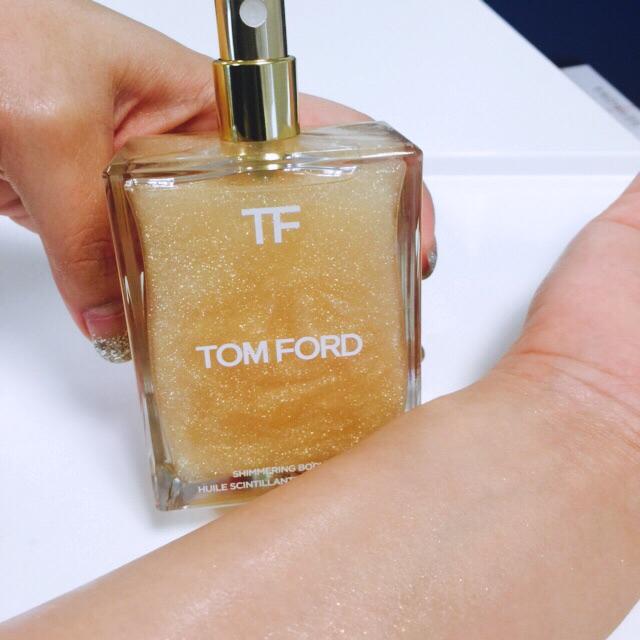 Tom Ford Shimmering Body Oil