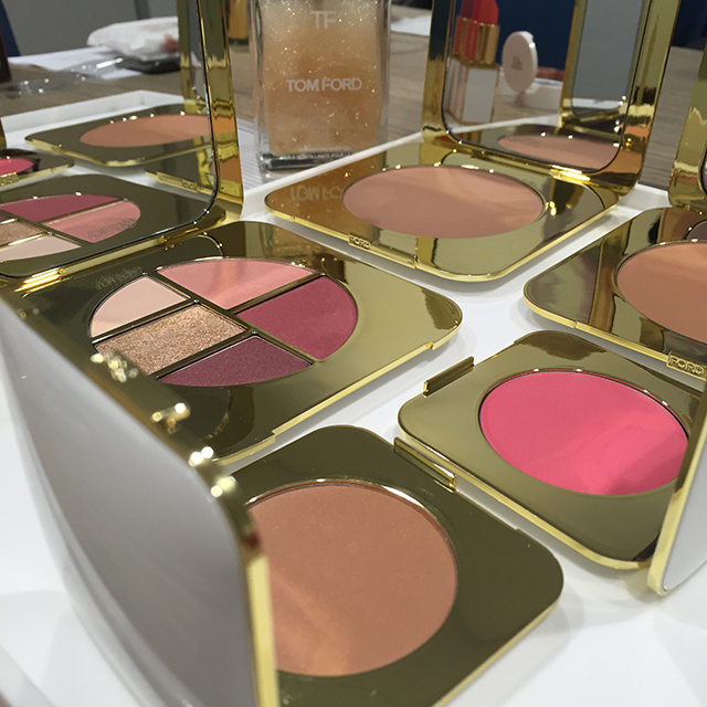 Tom Ford palettes for Summer 2015