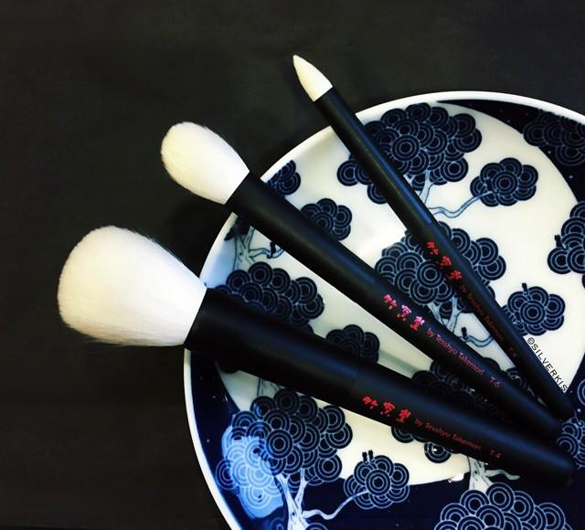 Chikuhodo Takumi brushes