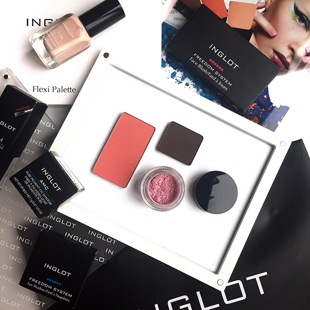 5 Ways to Wear Inglot AMC Pure Pigment Eyeshadow