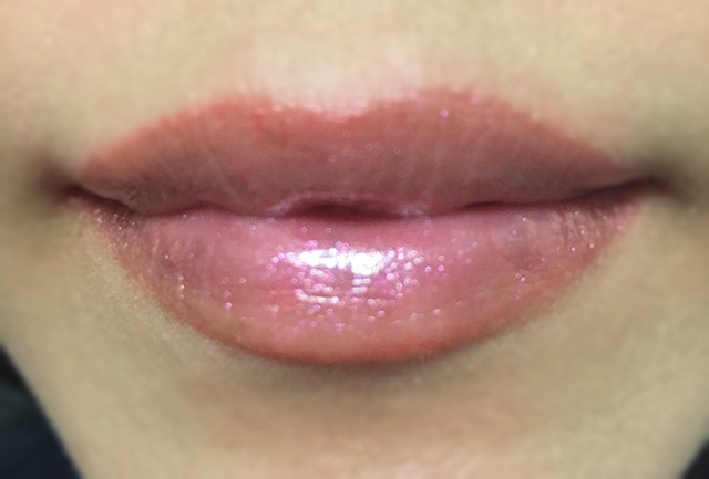 Inglot pigment over gloss