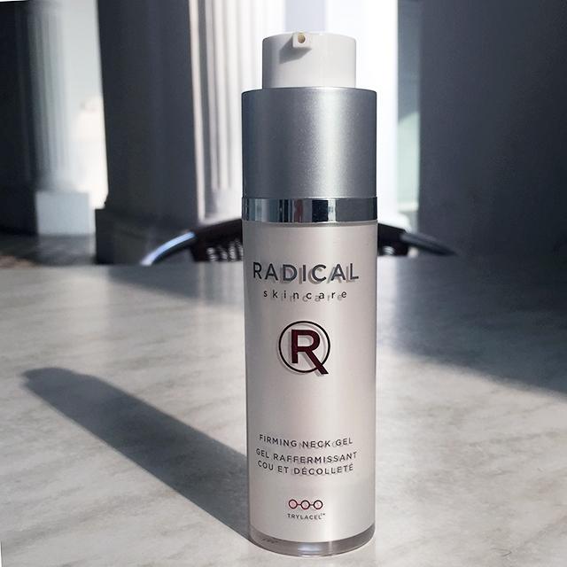 Radical Skincare Firming Neck & Decollete Gel