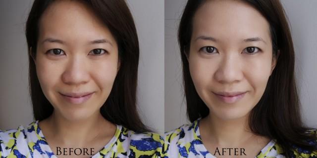 Shu Uemura Skin:Fit Foundation comparison