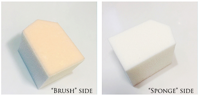 Shu Uemura Skin:Fit foundation sponge