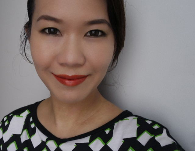 MOTD featuring TheFaceShop Ink Lipquid OR02 Orange Some