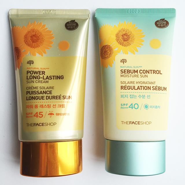 TheFaceShop Natural Sun Eco Sun Cream