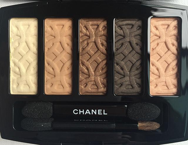Chanel Entrelacs Palette for Fall 2015