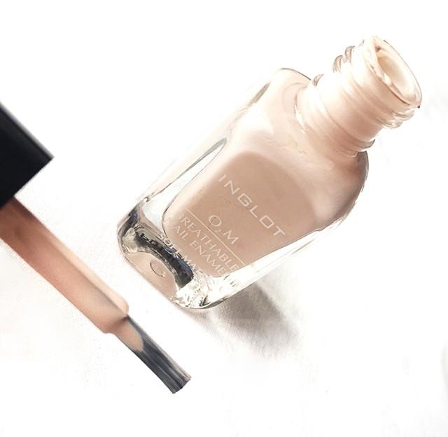 Inglot O2M Breathable Nail Enamel brush