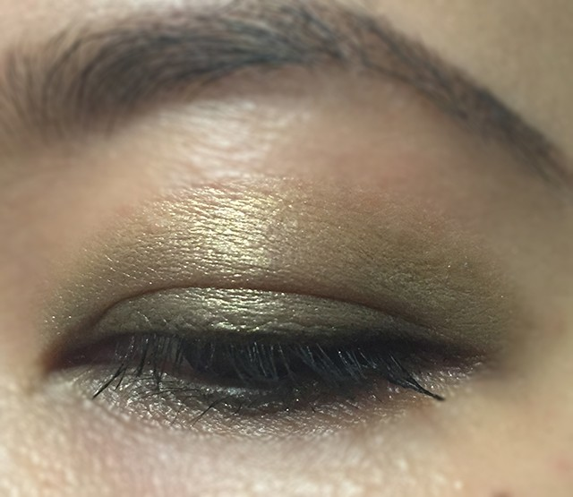 THREE Pressed Eye Color Duo Love Evolution EOTD