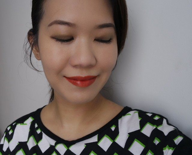 THREE Pressed Eye Color Duo Love Evolution LOTD
