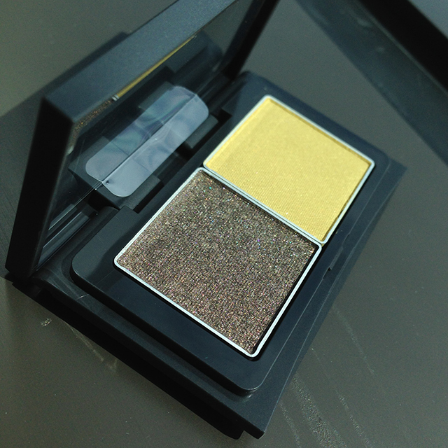THREE Pressed Eye Color Palette Duo Love Evolution