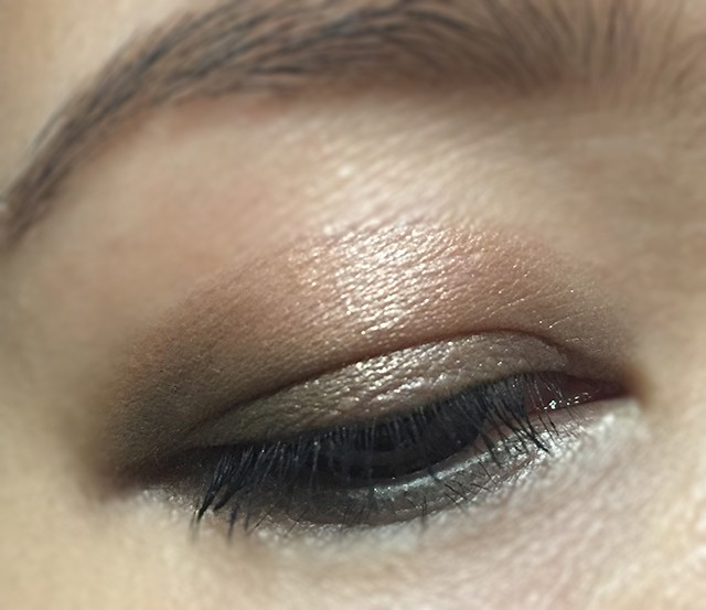 Chanel Les 4 Ombres Tisse d'Automne Eye look