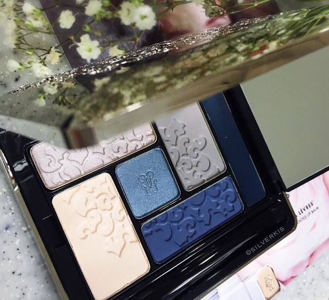 Guerlain Ecrin 6 Couleuers Beaugrenelle for Fall 2015