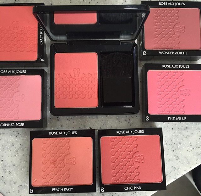 Guerlain Rose Aux Joues Chic Pink for Fall 2015