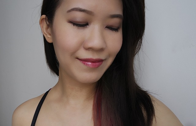 SUQQU Cheek & Face Colour EX02 makeup look