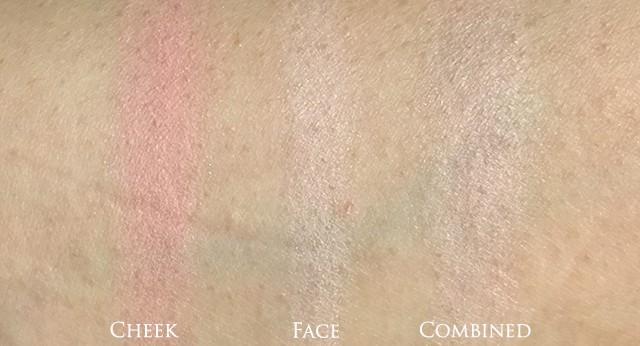SUQQU Cheek & Face Colour EX02 swatches