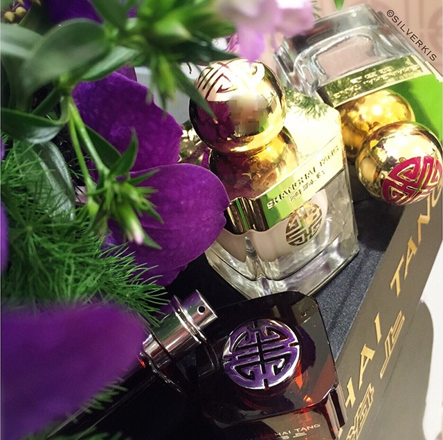Shanghai Tang Fragrance Collection