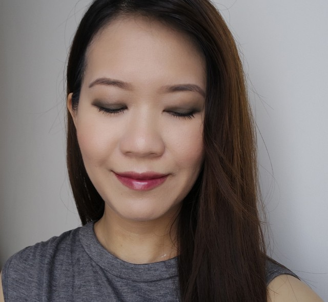 Shiseido Fall 2015 Makeup Look