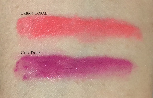 Shu Uemura Vision Of Beauty Vol 2 Tint in Gelato swatches
