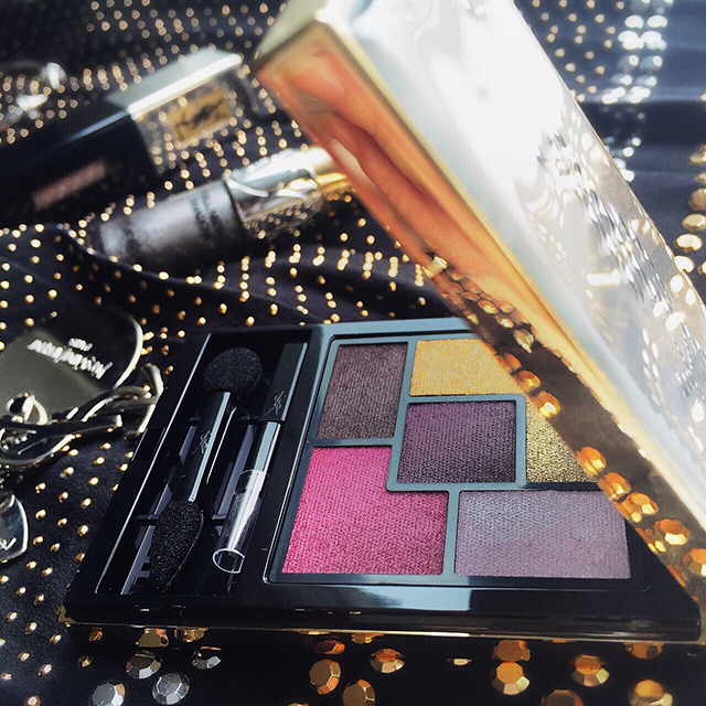 YSL Metal Clash Palette for Fall 2015