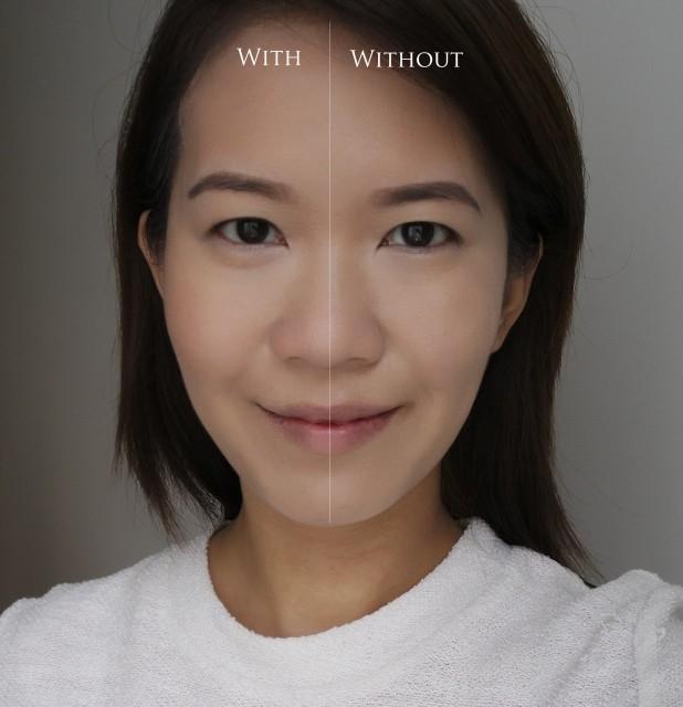 Chanel Infiniment Illuminating Powder comparison