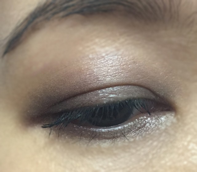 Estee Lauder Pure Color Envy Eye Defining Singles EOTD - fiery topaz vain violet