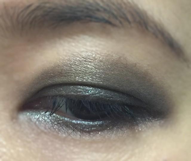 Estee Lauder Pure Color Envy Eye Defining Singles EOTD - jaded moss & ominous