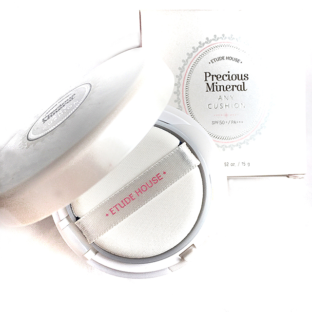 Etude House Precious Mineral Any Cushion Pearl Aura