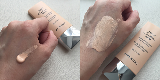 Givenchy Teint Couture Balm swatch