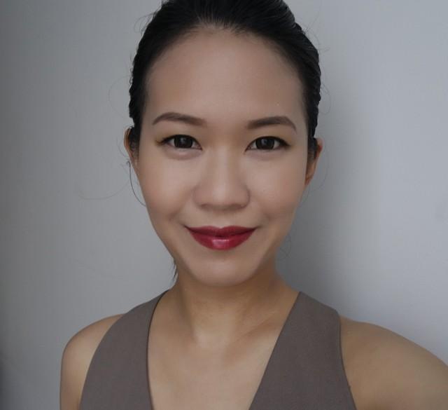Shiseido AW2015 Makeup Look