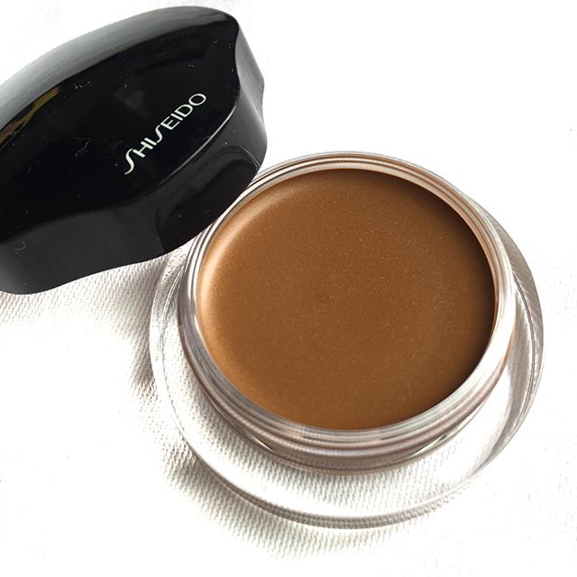 Shiseido Shimmering Cream Eye Color BR329 Ochre