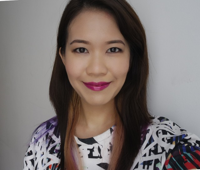 Shu Uemura Rouge Unlimited Sheer Shine WN286 makeup look