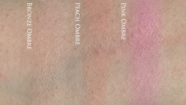 Tom Ford Eye and Cheek Shadow Ombre swatches