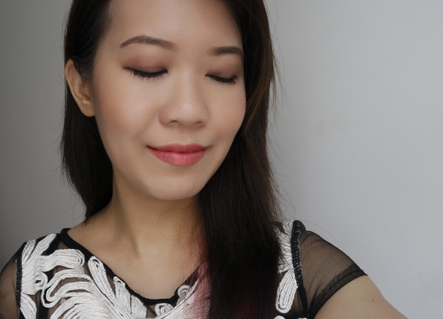 Tom Ford Peach Ombre Eye and Cheek Shadow and Misbehaved Lip Color MOTD