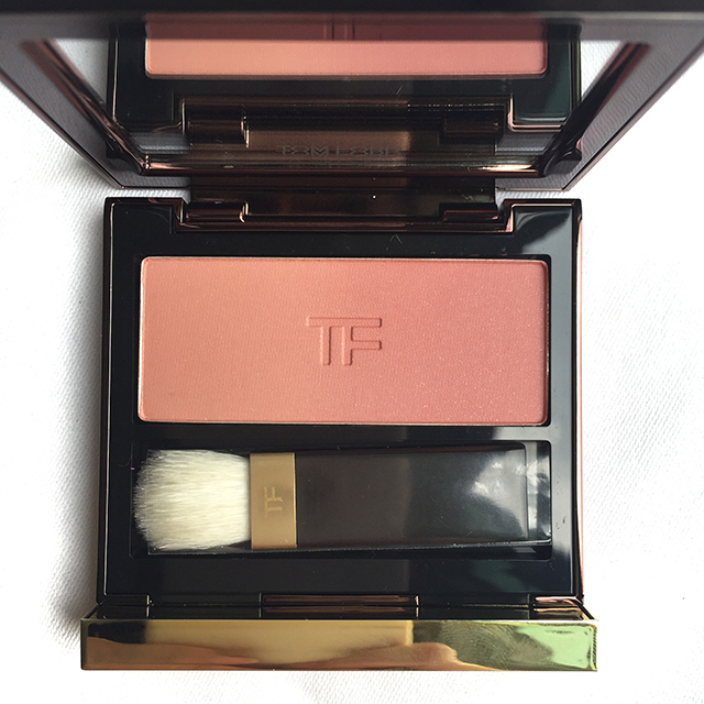 Tom Ford Peach Eye and Cheek Shadow Ombre